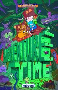 Halloween Comicfest 2013 - Adventure Time