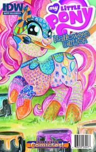 Halloween Comicfest 2013 - My Little Pony