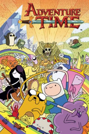 Adventure Time Vol.01