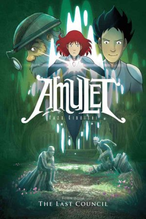Amulet - Book Four: The Last Council
