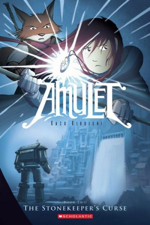 Amulet - Book Two: The Stonekeeper's Curse