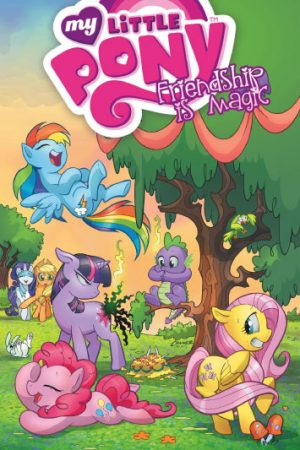 My Little Pony: Friendship is Magic Vol-1