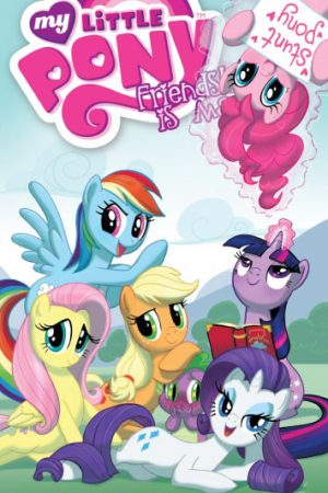 My Little Pony: Friendship is Magic Vol-2