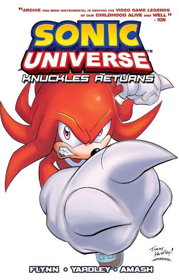 Sonic Universe Vol.03: Knuckles Returns