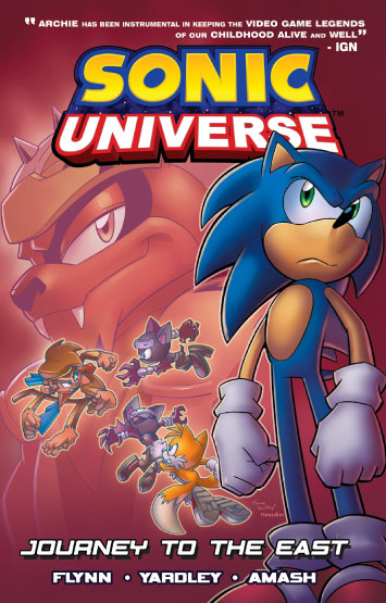 Sonic Universe Vol.04: Journey To The East