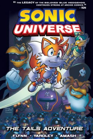 Sonic Universe Vol.05: The Tails Adventure