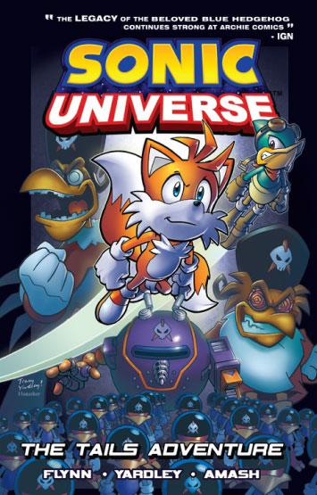 Sonic Universe Vol.05: The Tails Adventure