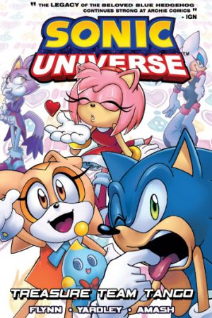 Sonic Universe Vol.06: Treasure Team Tango