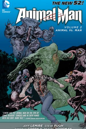 Animal Man Vol.02: Animal Vs Man