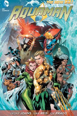 Aquaman Vol.02: The Others