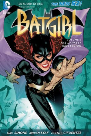 Batgirl Vol.01: The Darkest Reflection