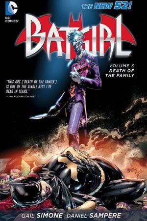 Batgirl Vol.03: Death Of The Family