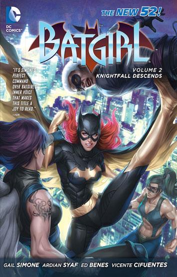 Batgirl Vol.02: Knightfall Descends