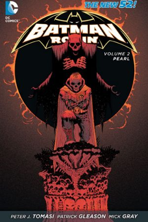 Batman And Robin Vol.02: Pearl
