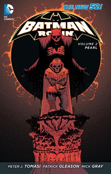 Batman And Robin Vol.02: Pearl