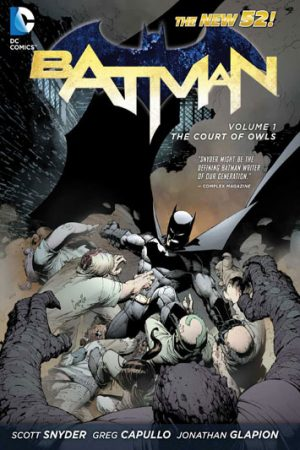 Batman Vol.01: The Court Of Owls