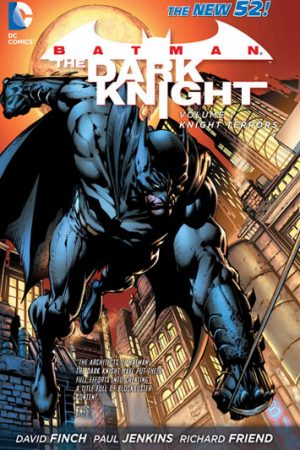 Batman - The Dark Knight: Knight Terrors