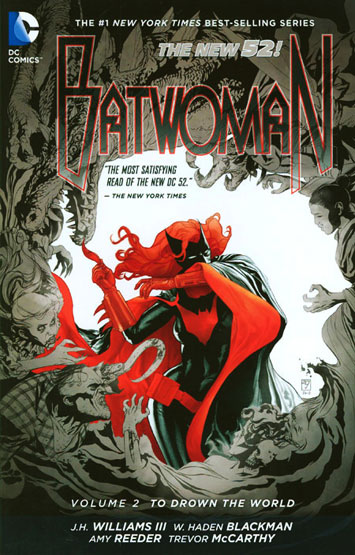 Batwoman Vol.02: To Drown The World