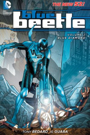 Blue Beetle Vol.02: Blue Diamond