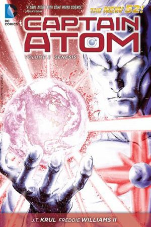 Captain Atom Vol.02: Genesis