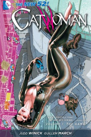 Catwoman Vol.01: The Game