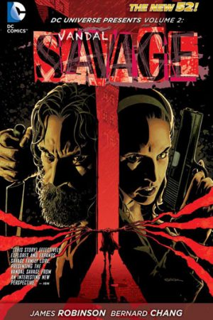 DC Universe Presents Vol.02: Vandal Savage