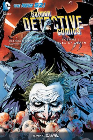 Detective Comics Vol.01: Faces Of Death