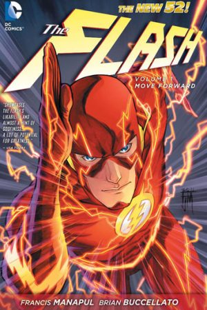 Flash Vol.01: Move Forward
