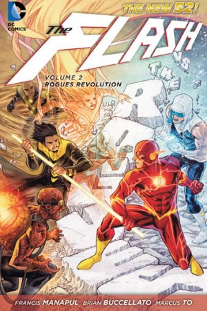 Flash Vol.02: Rogues Revolution