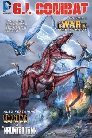 G.I. Combat Vol.01: The War That Time Forgot