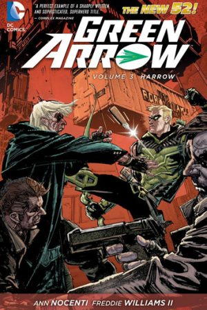 Green Arrow Vol.03: Harrow