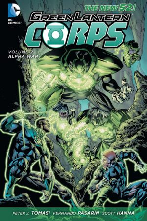 Green Lantern Corps Vol.02: Alpha War