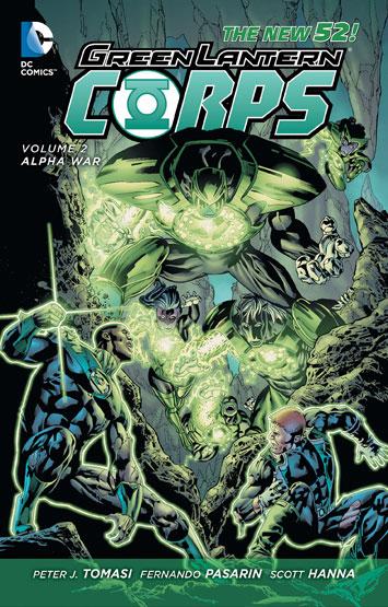 Green Lantern Corps Vol.02: Alpha War