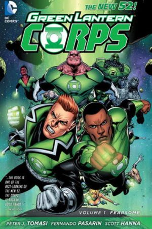 Green Lantern Corps Vol.01: Fearsome