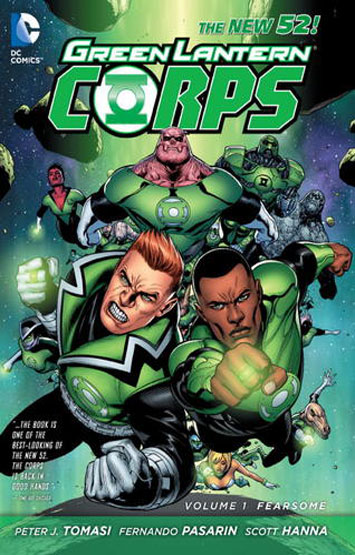 Green Lantern Corps Vol.01: Fearsome