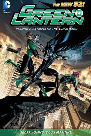 Green Lantern Vol.02: Revenge Of The Black Hand