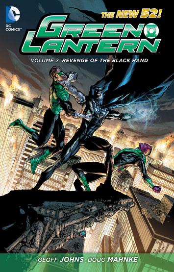 Green Lantern Vol.02: Revenge Of The Black Hand