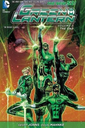 Green Lantern Vol.03: The End