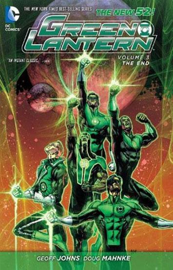 Green Lantern Vol.03: The End