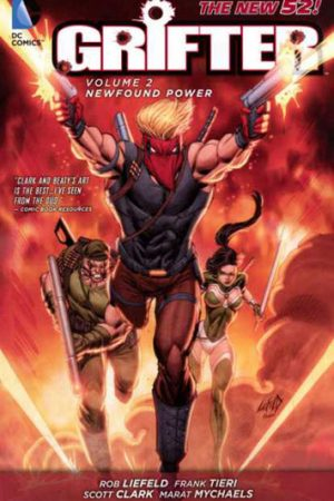 Grifter Vol.02: Newfound Power