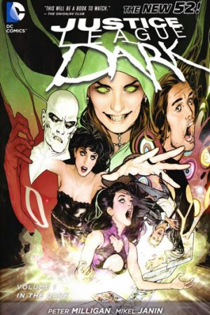 Justice League Dark Vol.01: In The Dark