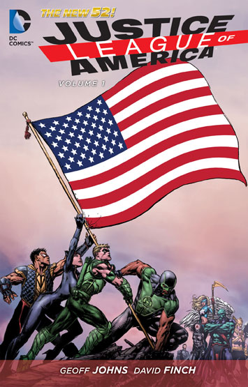Justice League Of America Vol.01: World's Most Dangerous