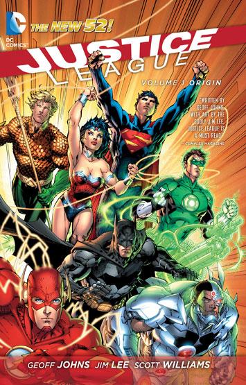 Justice League Vol.01: Origin