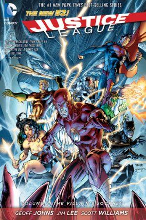 Justice League Vol.02: The Villain's Journey