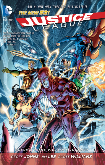 Justice League Vol.02: The Villain's Journey