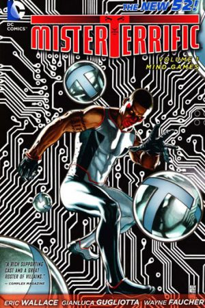 Mister Terrific Vol.01: Mind Games