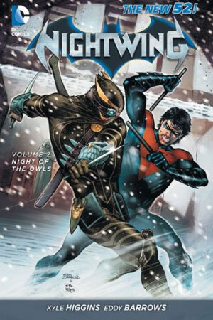 Nightwing Vol.02: Night Of The Owls