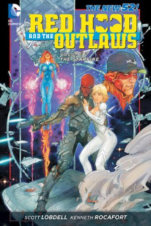 Red Hood And The Outlaws Vol.02: Starfire