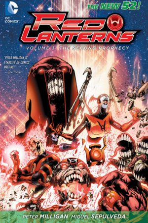 Red Lanterns Vol.03: The Second Prophecy
