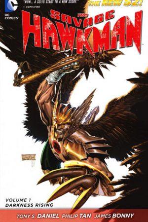 Savage Hawkman Vol.01: Darkness Rising